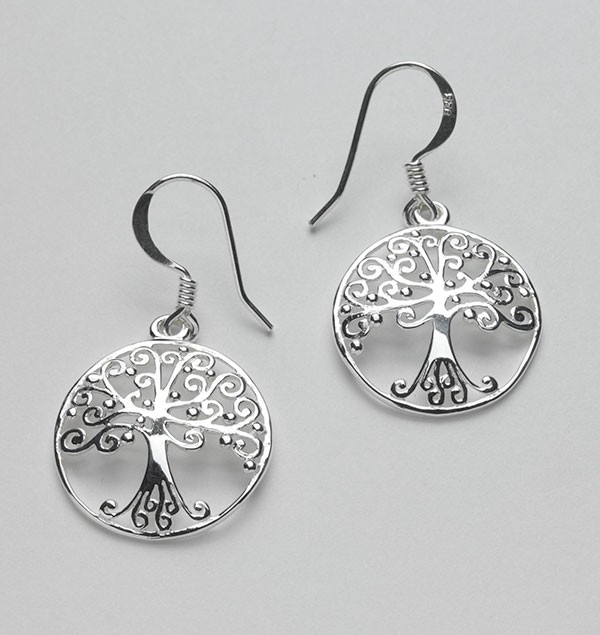 Southern Gates Tree of Life Earrings