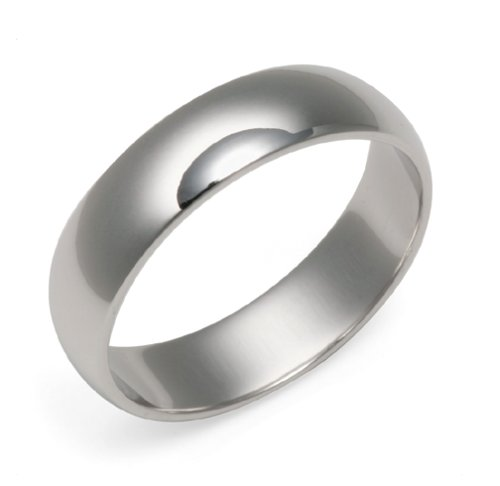 10KW 5MM Wedding Band