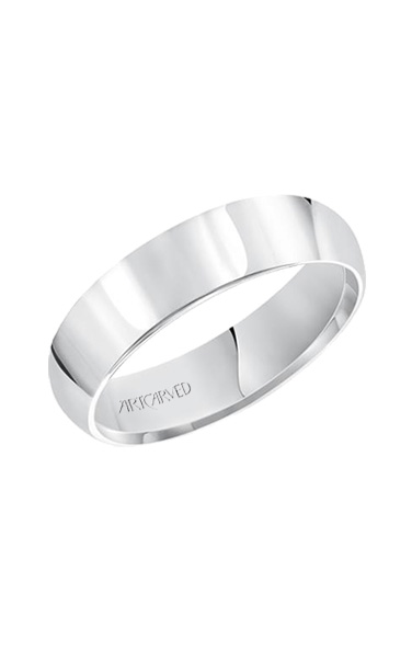 6MM Mens Wedding Band