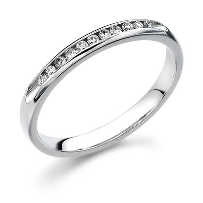 10KW .15CTW Diamond Wedding Band