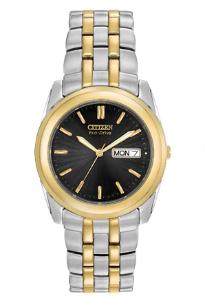 Citizen Eco-Drive Men%27s Bracelet Watch