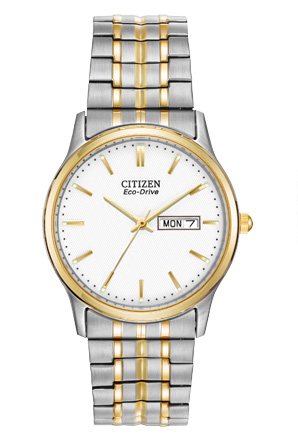 Citizen Eco-Drive Expansion Collection Men%27s Bracelet Watch