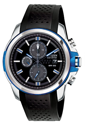 Citizen Drive Blue Chroma Watch